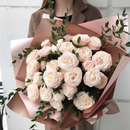 Данела: букеты цветов на заказ Flowwow
