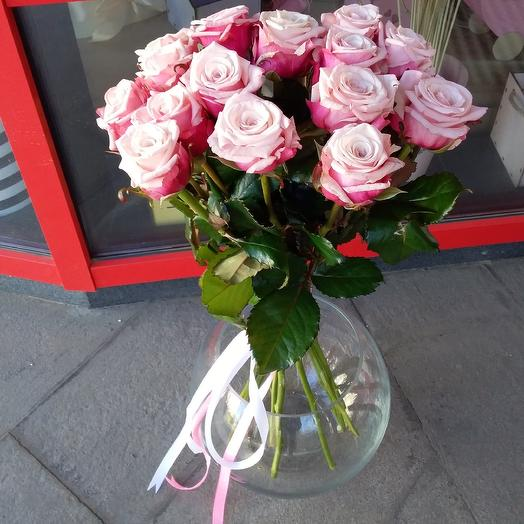 """Роза """"Леди Рафаела"""": букеты цветов на заказ Flowwow"""
