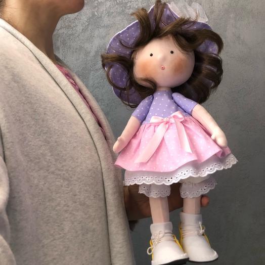 Кукла ручной работы 36 см
