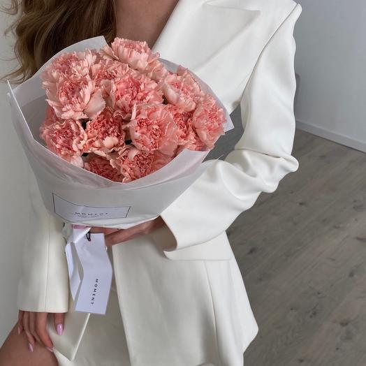 Гвоздики Pink 25