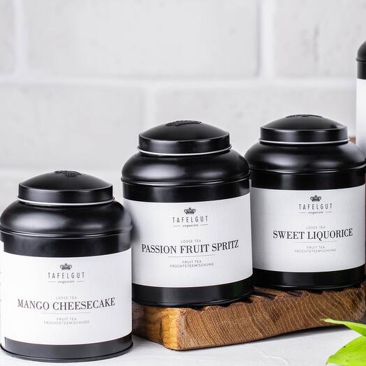 Набор фруктовых чаёв Tafelgut в подарочном пакете