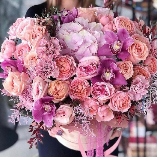 Розовый бриз