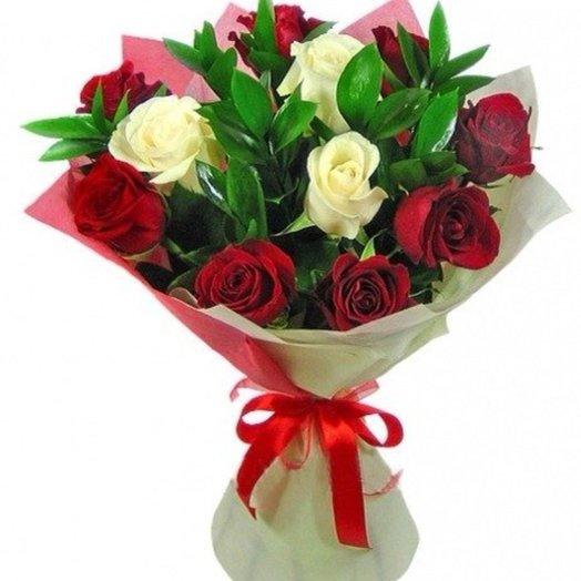 Букет Для Вас: букеты цветов на заказ Flowwow