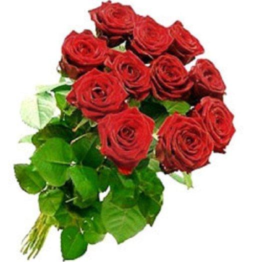 11 Ред Наоми: букеты цветов на заказ Flowwow