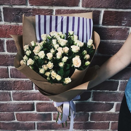 Букет Модерн: букеты цветов на заказ Flowwow