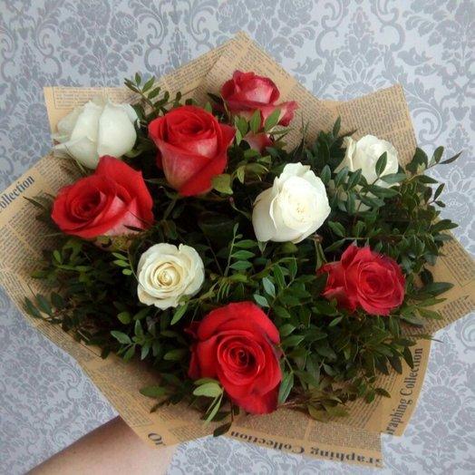 Весточка: букеты цветов на заказ Flowwow