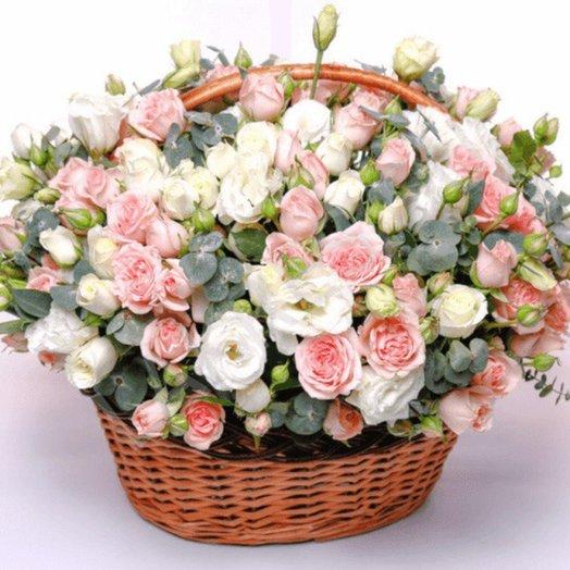 Касание шелка: букеты цветов на заказ Flowwow