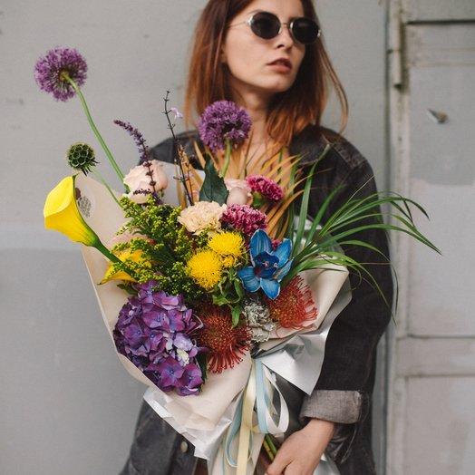 Сolour: букеты цветов на заказ Flowwow
