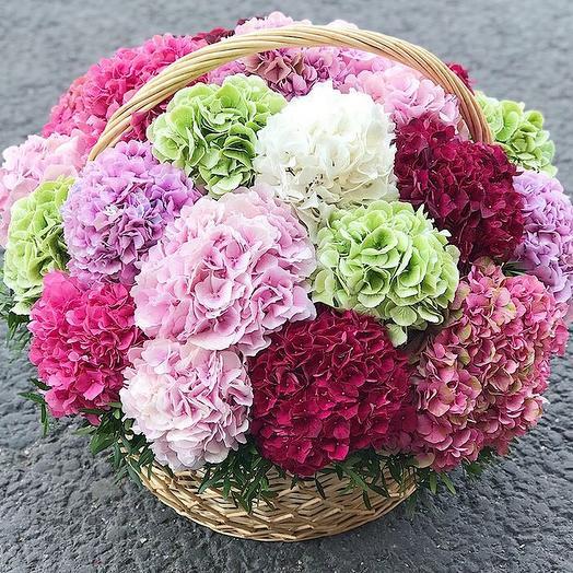 Ягодные соцветия: букеты цветов на заказ Flowwow