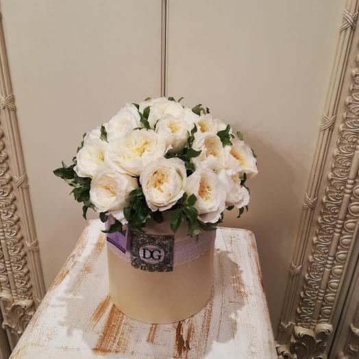 White patience: букеты цветов на заказ Flowwow