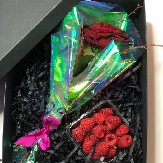 Box delicious: букеты цветов на заказ Flowwow