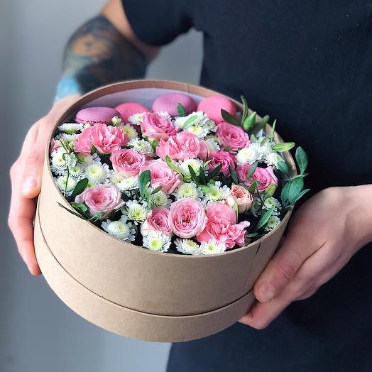 Ring 13 Малый: букеты цветов на заказ Flowwow