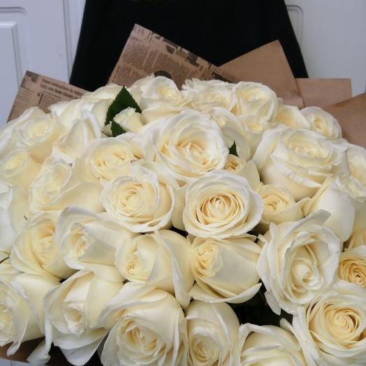 Снежок: букеты цветов на заказ Flowwow
