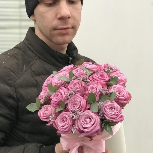 Морнинг дью: букеты цветов на заказ Flowwow