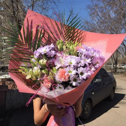 Сборный сад: букеты цветов на заказ Flowwow