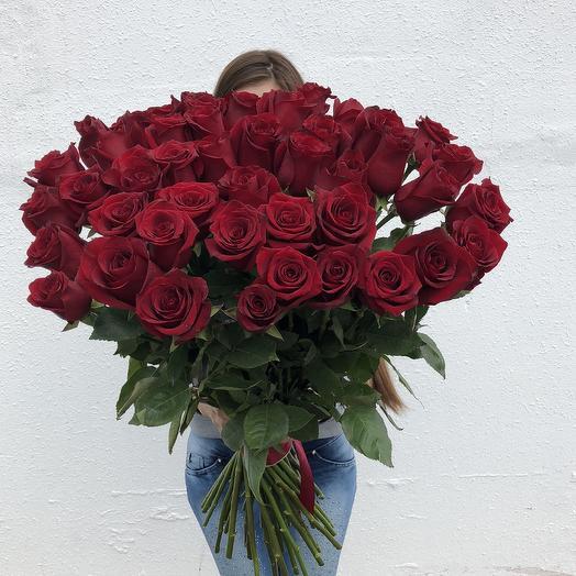 Аллея любви: букеты цветов на заказ Flowwow