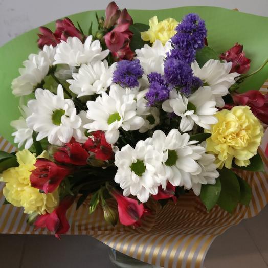 Цветочное очарование: букеты цветов на заказ Flowwow