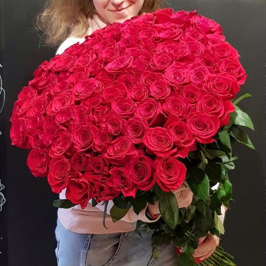 """Букет """"Престиж"""" N 1: букеты цветов на заказ Flowwow"""