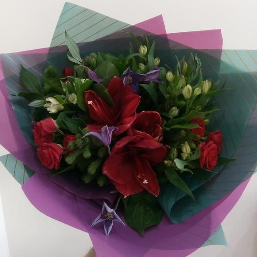 Прима: букеты цветов на заказ Flowwow