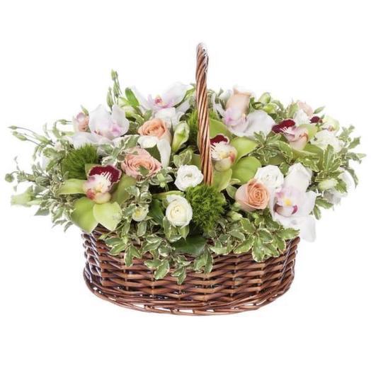 Эппл ярд: букеты цветов на заказ Flowwow
