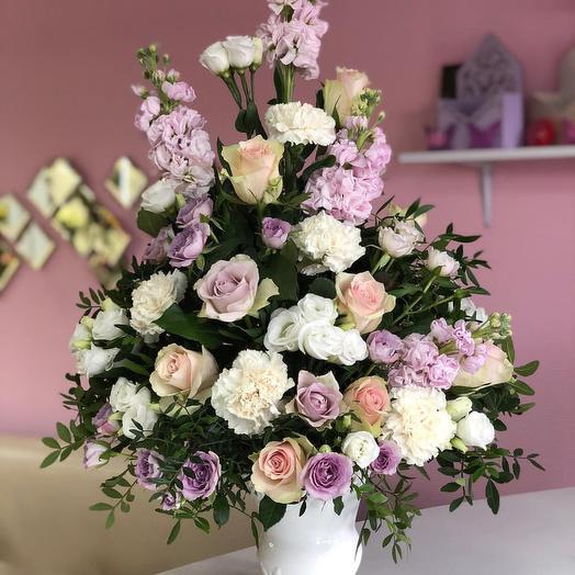 Свадебная композиция «Нежность»