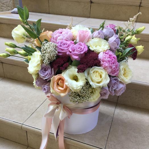 Улыбка Афродиты: букеты цветов на заказ Flowwow