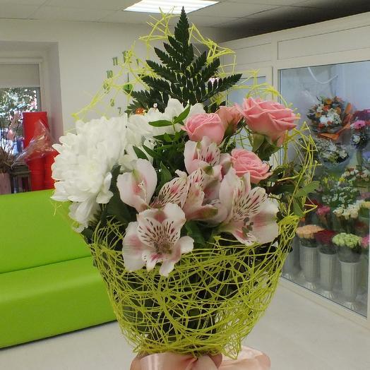 """Букет """"Ласка"""": букеты цветов на заказ Flowwow"""