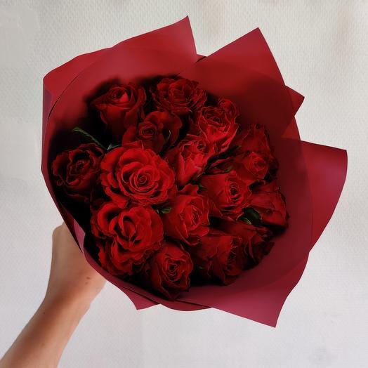 Букет 78: букеты цветов на заказ Flowwow