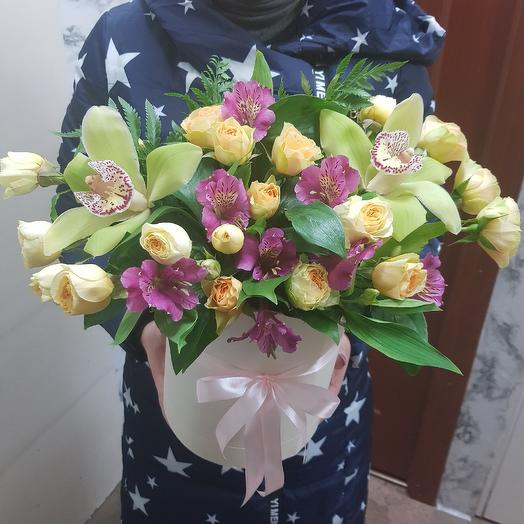 Цветочный микс: букеты цветов на заказ Flowwow