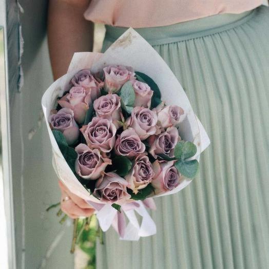 Эксклюзив: букеты цветов на заказ Flowwow