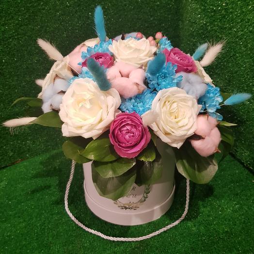 Нежное облако: букеты цветов на заказ Flowwow