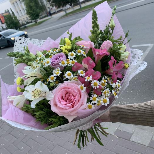 Букет Весенний