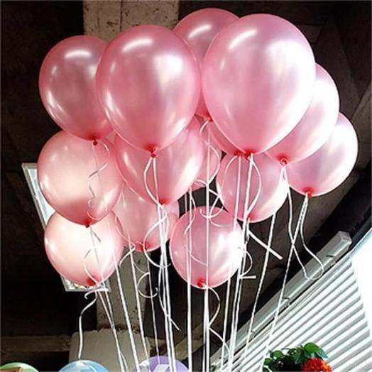 Воздушный шар «Металлик»