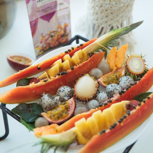 Свежая фруктовая тарелка - Венеция