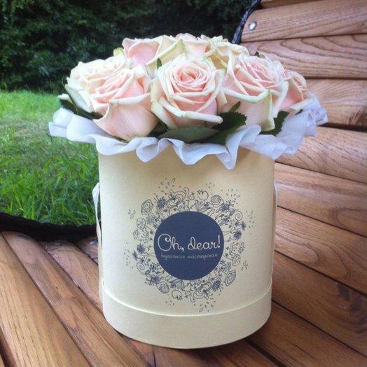 Букет Ivory: букеты цветов на заказ Flowwow