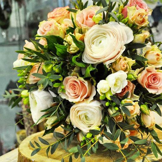 Букет 47: букеты цветов на заказ Flowwow