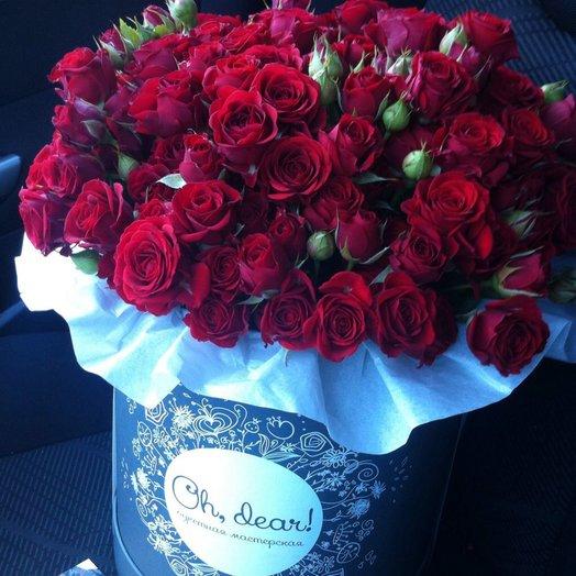 Букет Мирабель: букеты цветов на заказ Flowwow