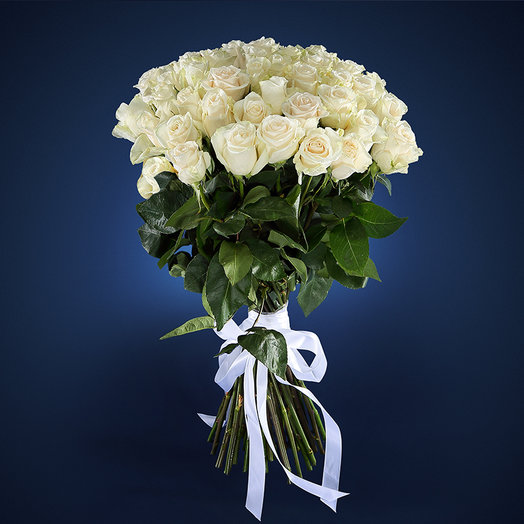 Лебединая песня: букеты цветов на заказ Flowwow