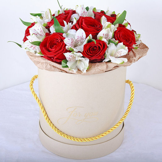 Твои мечты: букеты цветов на заказ Flowwow