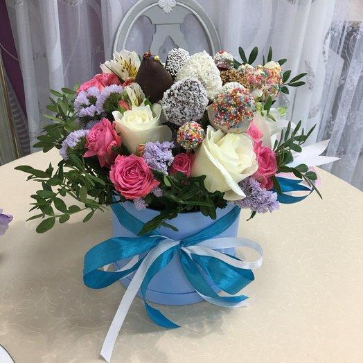 Пикник : букеты цветов на заказ Flowwow