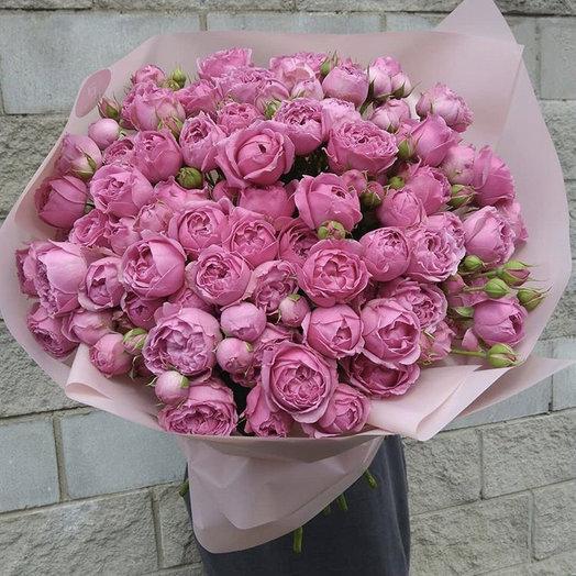 Миллион лепестков: букеты цветов на заказ Flowwow