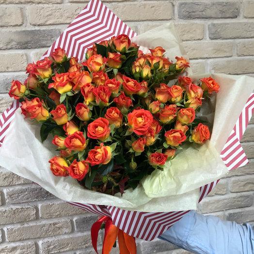 Рио: букеты цветов на заказ Flowwow