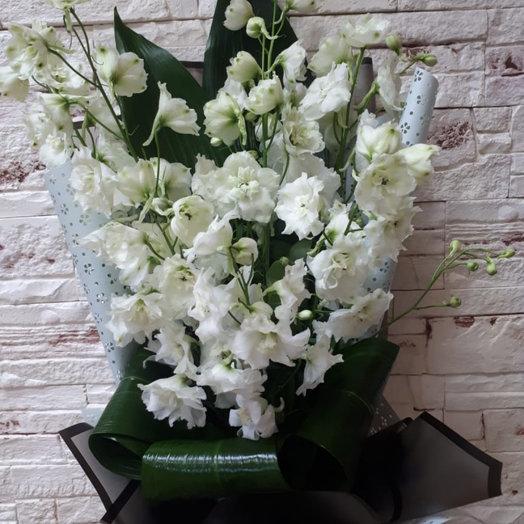 Дельфиниум: букеты цветов на заказ Flowwow