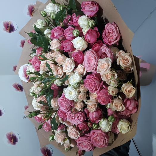 Новая Голландия: букеты цветов на заказ Flowwow