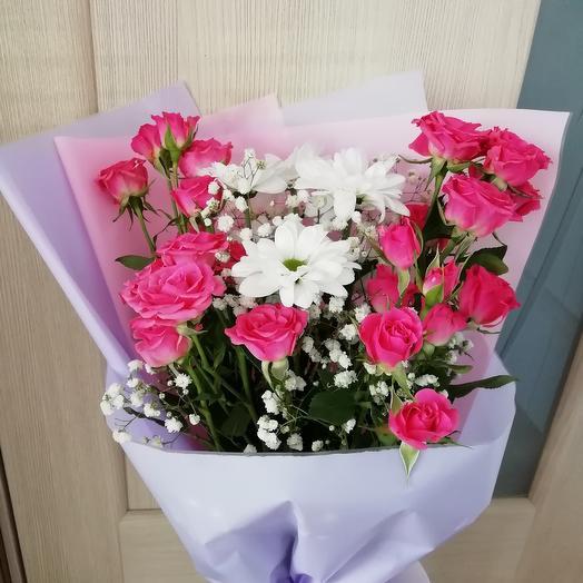 """Букет """"Прекрасный"""": букеты цветов на заказ Flowwow"""