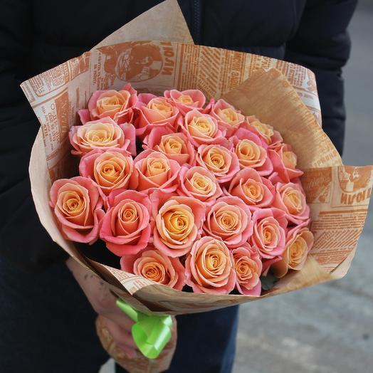 MissPiggy: букеты цветов на заказ Flowwow