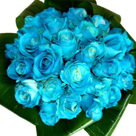 """Букет """"Голубое облако"""": букеты цветов на заказ Flowwow"""