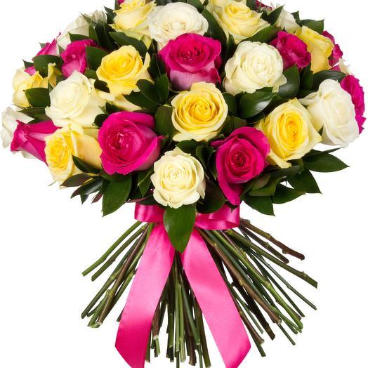 Букет  005: букеты цветов на заказ Flowwow