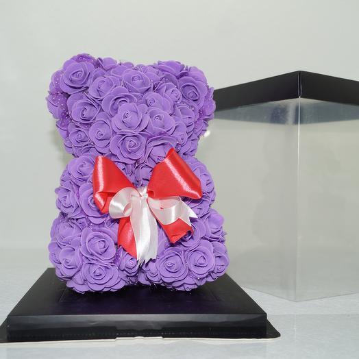 Фоаминовые мишки: букеты цветов на заказ Flowwow