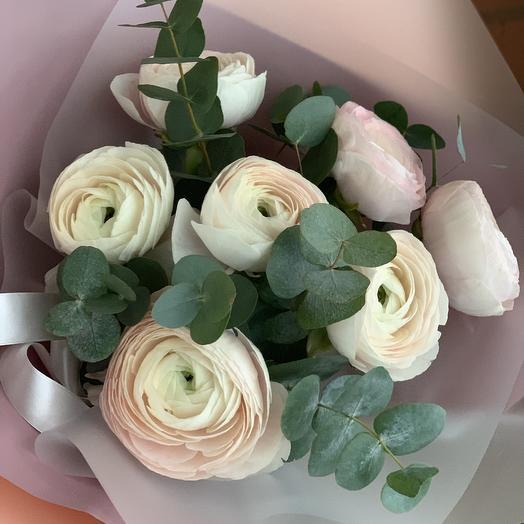 Для настоящих ценителей: букеты цветов на заказ Flowwow